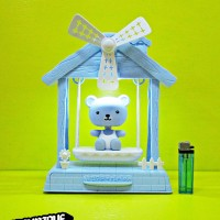 Kotak Musik bear XL8866-8
