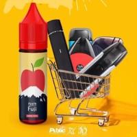 Apple Fuji Salt Nic Liquid 30MG 15ML Salt Nicotine Apple Fuji for PODS