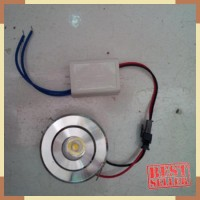 BARU.. / downlight mini 1w downlight 1w 1mata 1watt