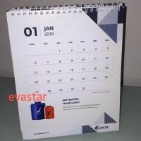 Calender / Kalender Meja Eksklusif Tangki Air EXCEL 2019