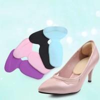 Insole Alas Kaki High Heels Liner Grip Wanita - 4D - Mix Color