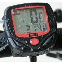 Speedometer Sepeda, Odometer Anti Air, Waterproof