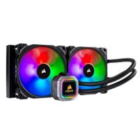 Corsair Hydro Series H115i RGB PLATINUM Liquid CPU Cooler Resmi DTG