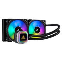 Corsair Hydro Series H100i RGB PLATINUM Liquid CPU Garansi Resmi DTG
