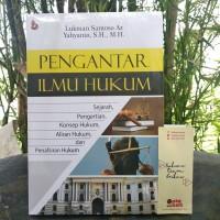 Jual Buku Pengantar Ilmu Hukum - Lukman Santoso dan Yahyanto - BUKU ORI Murah