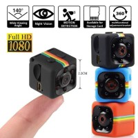 Kamera Mini SQ11 12MP 1080p DVR Spycam Dashboard Car Sportcam SQ-11 DV