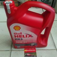 OLI SHELL HELIX HX3 4 LTR
