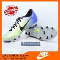 22b9e95b1b9 Sepatu Bola Nike Mercurial Vortex III Njr FG Blue 921511-407 Original