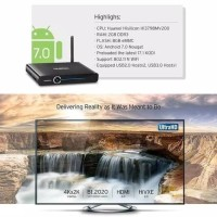 HIMEDIA Q30 Android Tv Box Blu ray Navigation ISO Dolby DTS