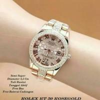 Jam Tangan Wanita Rolex Tanggal Aktif - Quiksilver Alexandree Christie