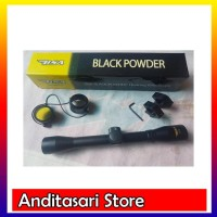 Tele BSA 4x32 Black powder