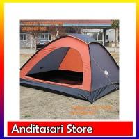 Tenda Camping / Tenda Mendaki / Tenda Hiking / Tenda Kemah 2-3 Orang