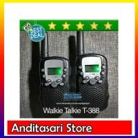 Mini Pairs Walkie Talkie with LED Light - T-388