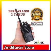 Handy Talkie &#40-HT&#41- Baofeng BF-888s UHF + Headset/Earphone