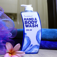 LOVESCENT COOL AIR Sabun Mandi Cair / Shower Gel / Hand & Body Wash