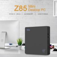 BEELINK Office Mini PC Z85 2GB/64GB Intel X5 Quadcore Z8350 Windows 10