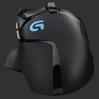 logitech g502 mouse gaming proteus spectrum