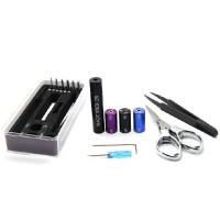 Harga peralatan untuk membuat kumparan coil vape 6 set | antitipu.com