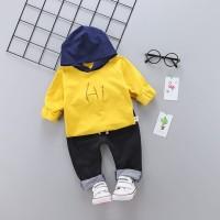 Set Sweater Anak Cowok   Baju Setelan Anak laki laki Import