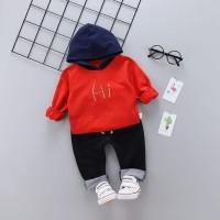 Setelan Anak Laki laki Import   Sweater Anak Murah