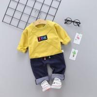 Baju Setelan Anak Laki laki   Sweater Anak Cowok Import