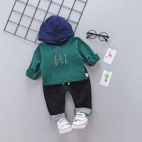 Baju Setelan Anak Balita   Setelan Sweater Hoddie   Baju Balita Murah