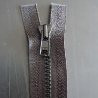 Resleting Long Torso /Bustier Jaket merek YKK ukuran 35cm warna Hitam