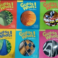Guess What - English for Primary (student book)