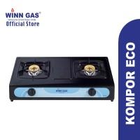 Winn Gas Kompor 2 Tungku W438A