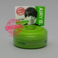 Pomade - Gatsby - moving rubber air rise 15g (each) traveller pack