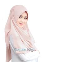 Murah [PROMO] Hijab / Jilbab Pashmina Instan Zafina, Pasmina