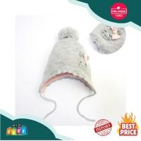 Harga kelinci lucu bayi perempuan topi untuk bayi bayi topi rajut | Pembandingharga.com