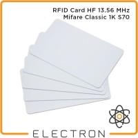 RFID 13.56 MHz Mifare Classic 1K Card Tag NFC HF ISO14443A Kartu RC522