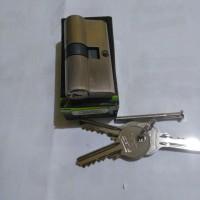 Cilinder Kunci Pintu Belleza 60 mm - Double Cylinder