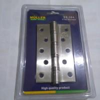 Engsel Pintu Muller 5 inc / Door Hinge SS - 304