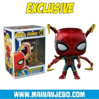 Funko Pop Avengers Infinity War - Iron Spider with Legs Exclusive