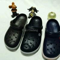 Sepatu Sandal Karet Baim Laki-Laki Luofu import
