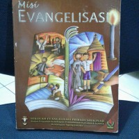 Buku Misi Evangelisasi