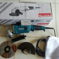 Mesin Gerinda Tangan Makita GA 6020 / GA6020 6 inch 150mm SJS System