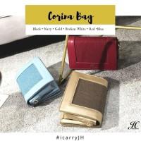 Harga promo sale tas wanita import jimshoney corina bag | Pembandingharga.com