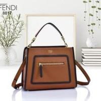 Harga promo sale tas wanita fendi carlito branded import fashion mewah | Pembandingharga.com