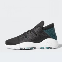 49e80770124df Sepatu Basket Adidas Pro Vision Black Original D96946