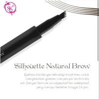 Madame GIE Silhouette Natural Brow BPOM - Eyebrow Tatoo