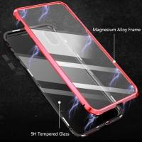 Harga murah adsorpsi magnetik logam case untuk iphone x max xr xs 360 | Pembandingharga.com