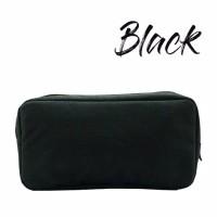 Harga soft pouch large tas kosmetik gadget elektronik | antitipu.com