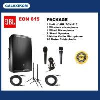 Harga speaker jbl eon615 15 inch package | Pembandingharga.com
