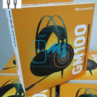 dbE GM100 Gaming Headphone / Headset GM 100