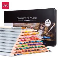 DELI - 6524 / Pensil Warna Ajaib 72 Pcs / Alat Lukis Anak Murah