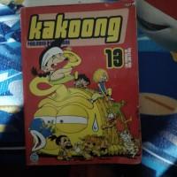 komik Kakoong ; 13.
