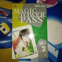 komik Magic Tower Pass ; 2